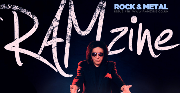 RAMzine Issue 18 - Gene Simmons
