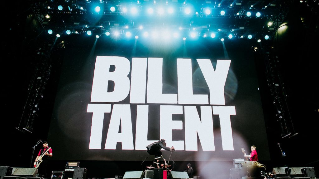 Billy Talent READING fest