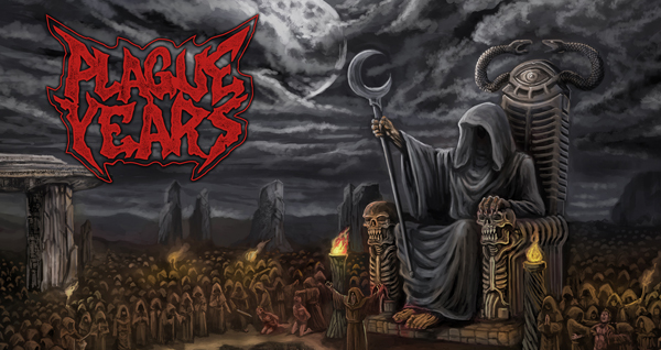 Unholy Infestation by Plague Years