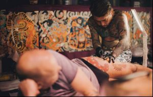 The International London Tattoo Convention