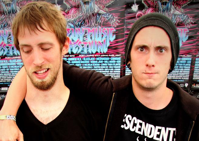 A Wilhelm Scream Interview @ Hevy Festival