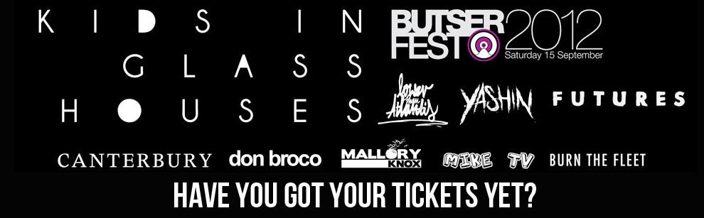 Butserfest Pre-Review 2012