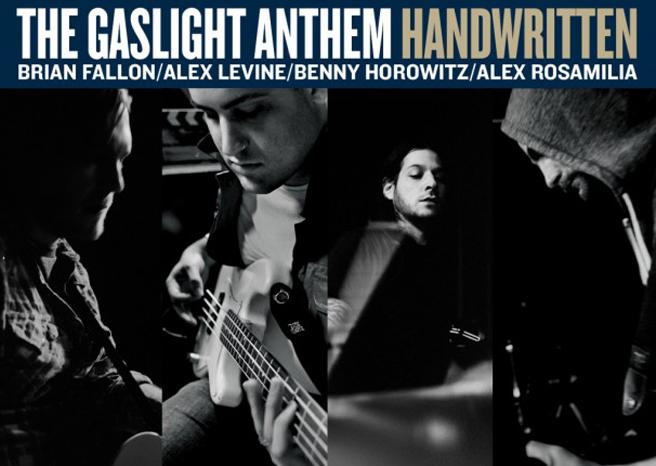 The Gaslight Anthem 'Handwritten' Review