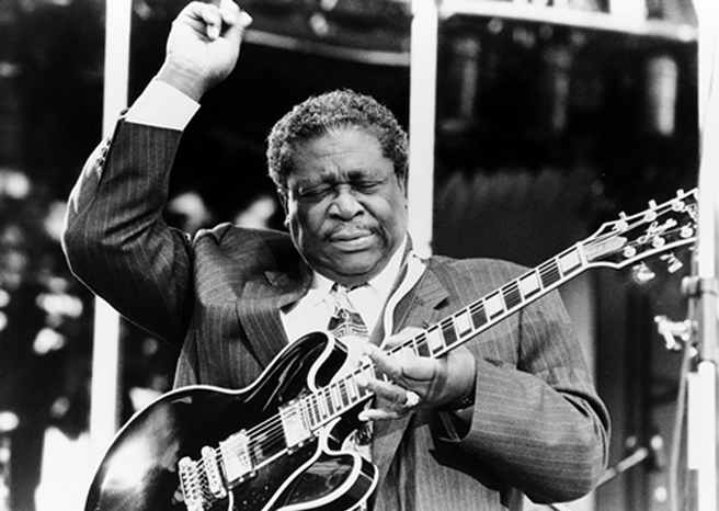 BB King: The Life Of Riley out on DVD this November!