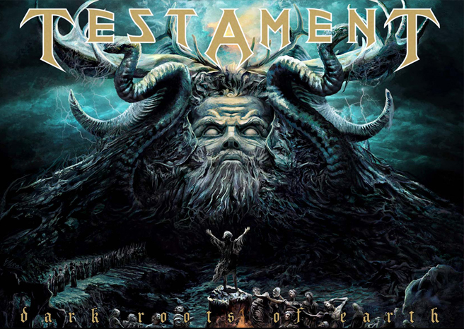 Testament 'Dark Roots of Earth' review