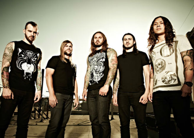 """AS I LAY DYING ANNOUNCE NEW ALBUM """"AWAKENED"""" RELEASE DETAILS"""