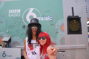 me and slash
