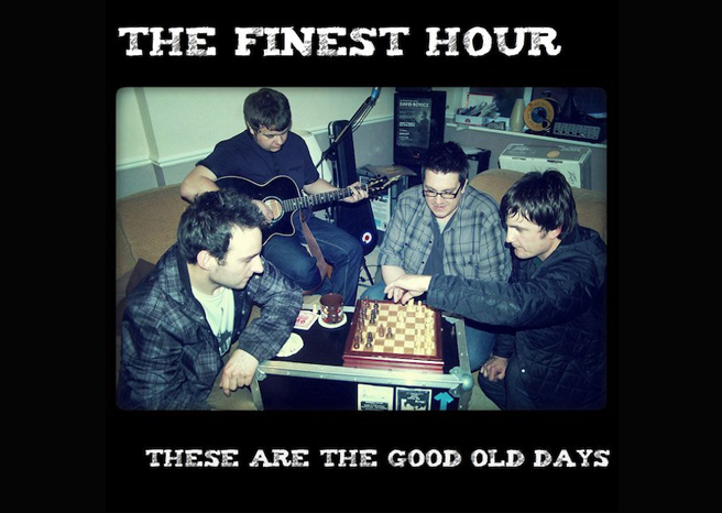"""The Finest Hour """"These Are The Good Old Days"""" Album Review"""