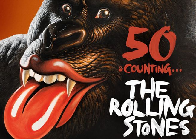 Glastonbury to screen new film from The Rolling Stones