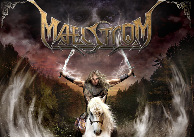 MAELSTROM SIGN TO ITCHY METAL ENTERTAINMENT