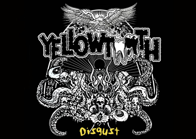 Yellowtooth 'Disgust' Album Review