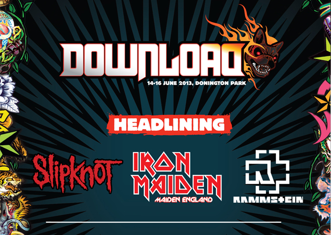 Download Festival Announce 7 more bands!!