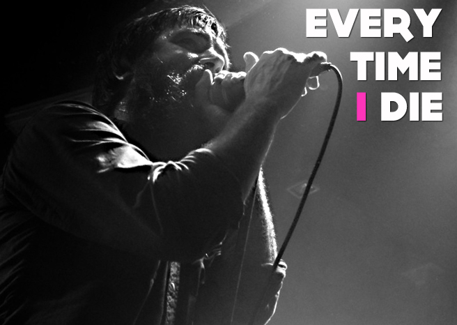 Live Review: Every Time I Die @ Corporation, Sheffield