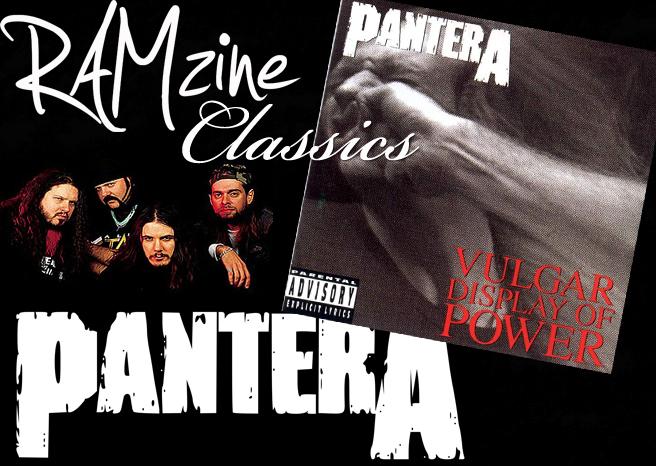 Pantera 'Vulgar Display of Power'