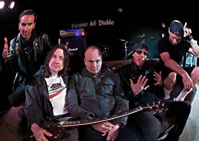 Interview with Whitfield Crane of Ugly Kid Joe