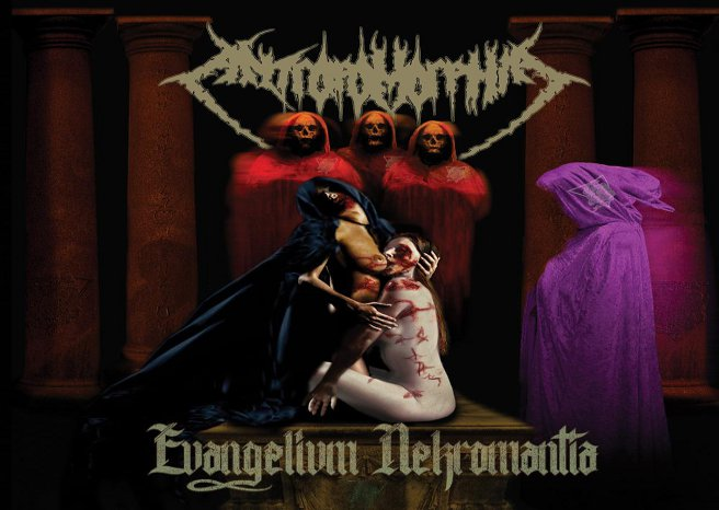 AntropomorphiA 'Evangelivm Nekromantia' Album Review