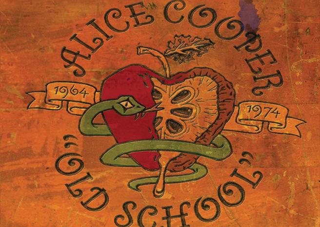 Alice Cooper 'Old School' Box Set