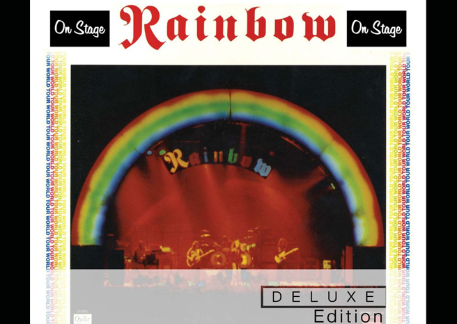 Rainbow 'On Stage' Deluxe Edition Review: 2 CD