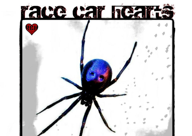 Race Car Hearts 'Tender/Vicious' EP Review