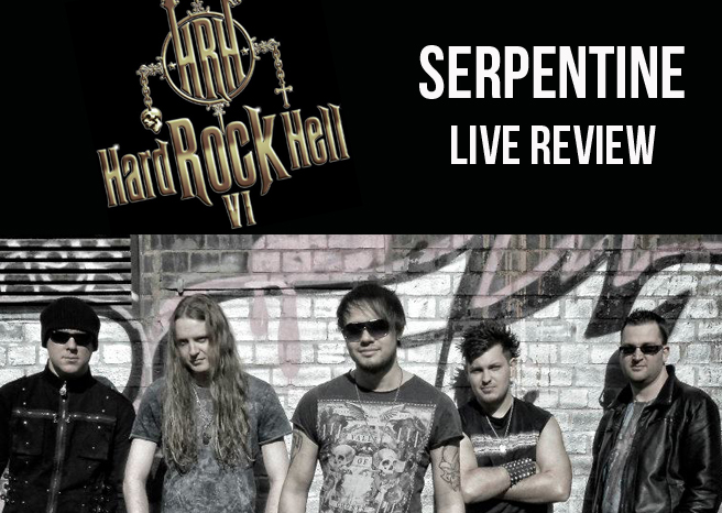 Live Review: Serpentine @ Hard Rock Hell