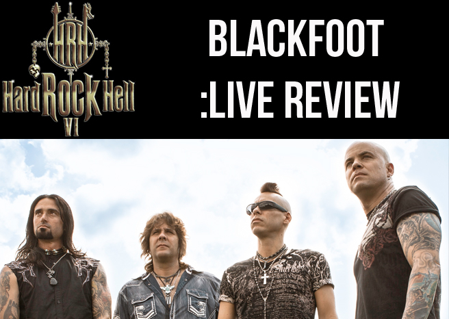 Live Review: Blackfoot @ Hard Rock Hell