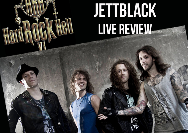 Live Review: JettBlack @ Hard Rock Hell