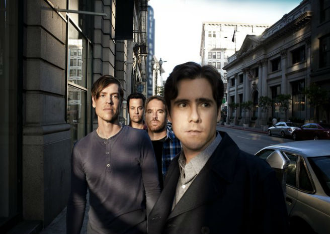 JIMMY EAT WORLD ANNOUNCE FINAL TOUCHES TO NEW ALBUM
