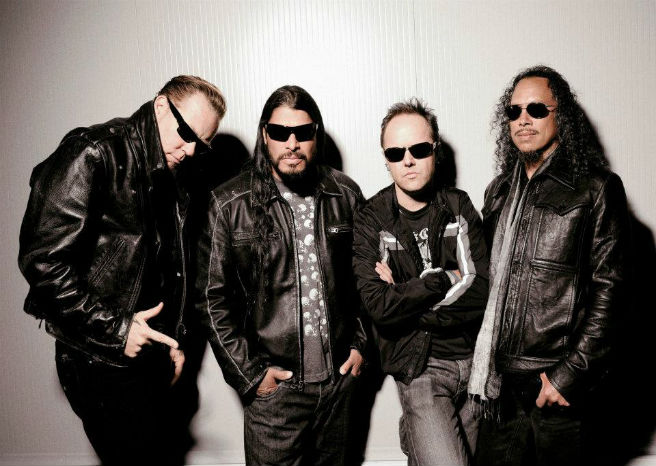 METALLICA TO LAUNCH OWN RECORD LABEL