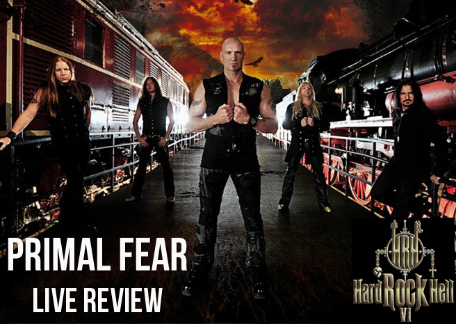 Live Review: Primal Fear @ Hard Rock Hell