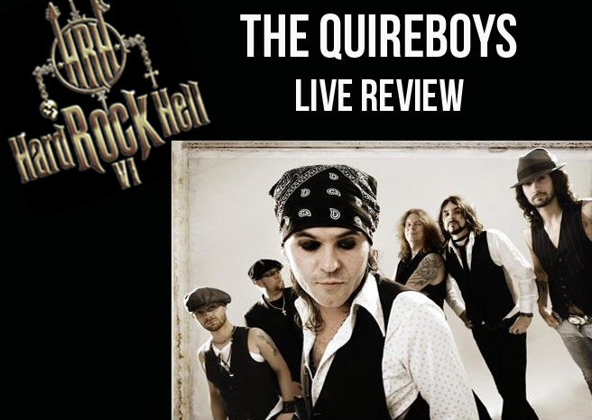 Live Review: The Quireboys @ Hard Rock Hell