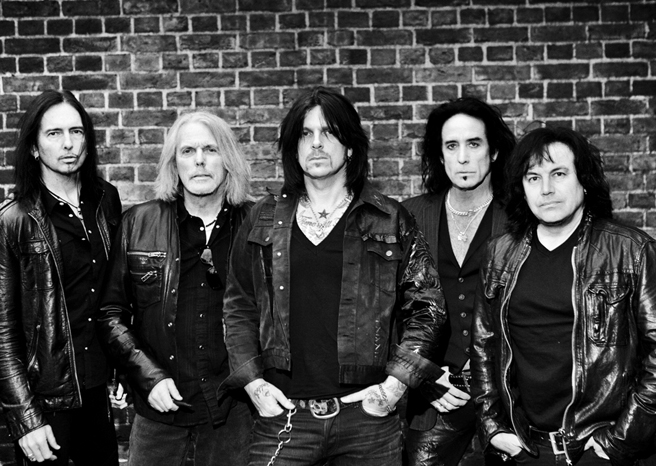 A Christmas message from Black Star Riders…