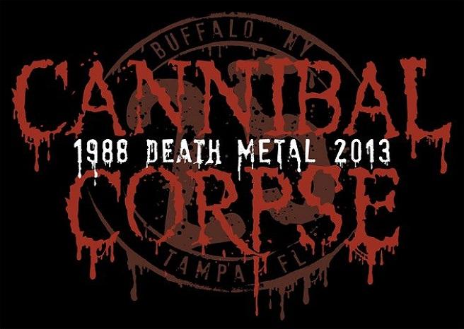 Cannibal Corpse Celebrate 25th Anniversary