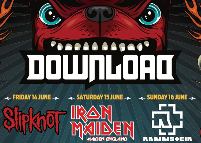 Download Festival Announce more Acts!