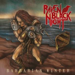 Barbarian Winter Coverart