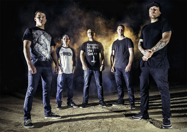 Thy Art Is Murder @ The Joiners, Southampton