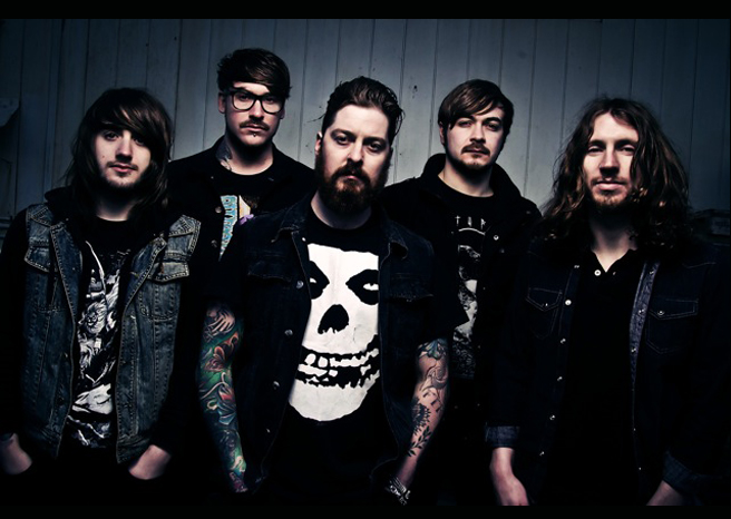 FEED THE RHINO UNVEIL NEW LIVE VIDEO FOR NOTHING LOST – UK TOUR IN FEBRUARY 2013