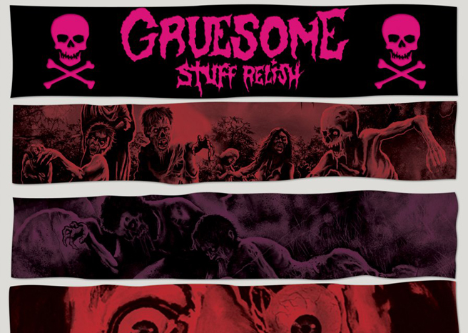 Gruesome Stuff Relish 'Sempiternal Death Grind' Album Review