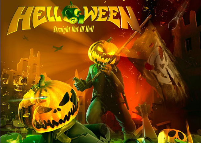 Helloween 'Straight Out Of Hell' Album Review