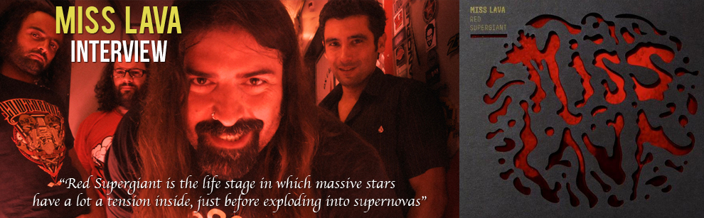 Miss Lava Interview (Red Supergiant)