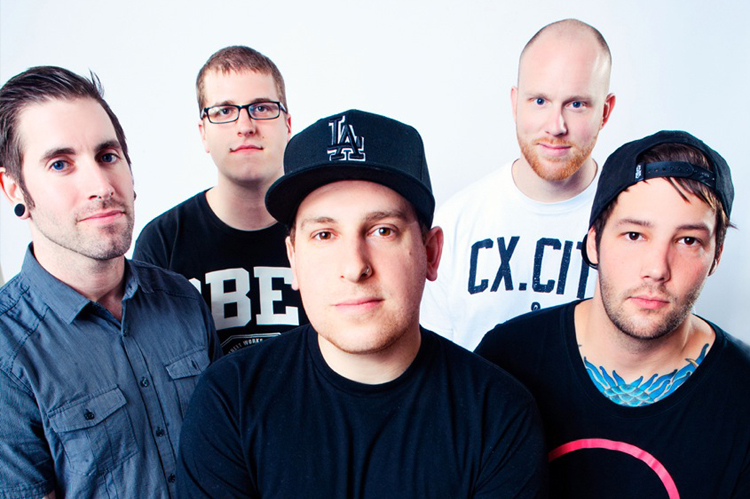 The Ghost Inside release 'Avalanche'