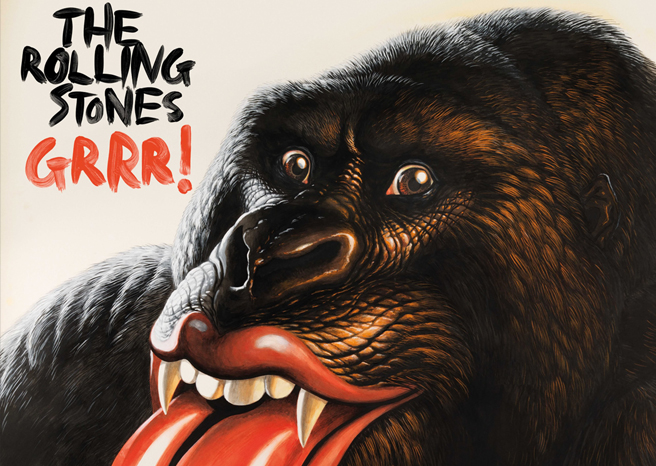 The Rolling Stones 'GRR!' Album Review