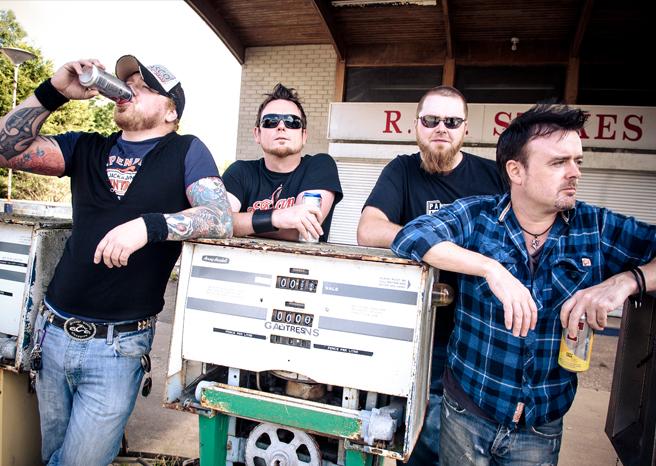 Trucker Diablo announce UK festival appearances