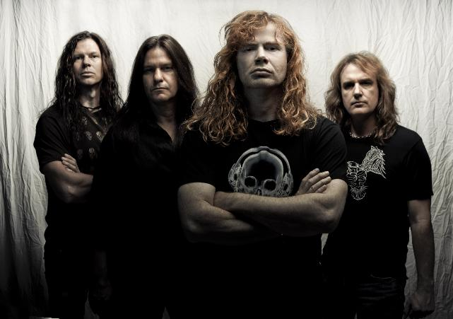 Megadeth Promotional Picture