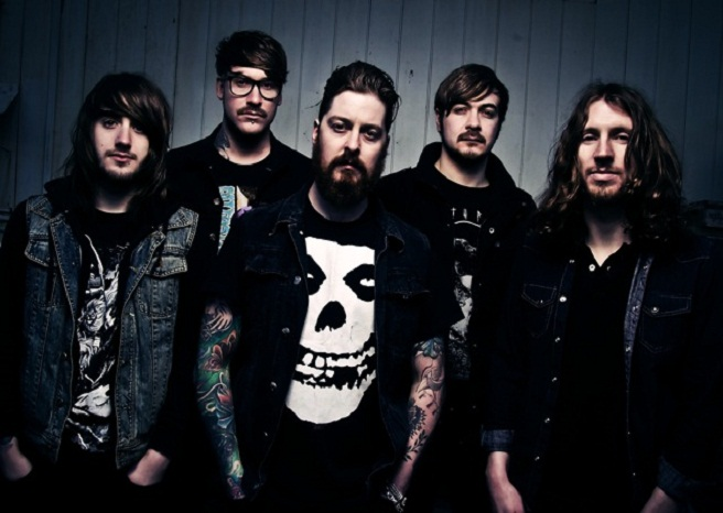 Feed The Rhino sign to Century Media + release new song