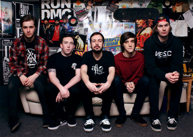 GIANTS release part 1 of tour documentary