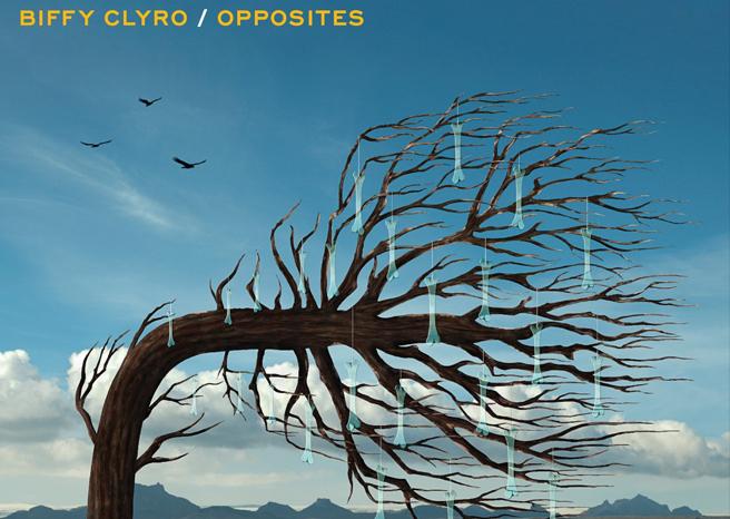 Biffy Clyro 'Opposites' Album Review