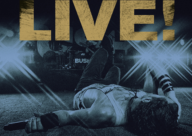 Bush 'Live from Roseland' DVD Review