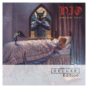 Dio Dream Evil Deluxe Cover