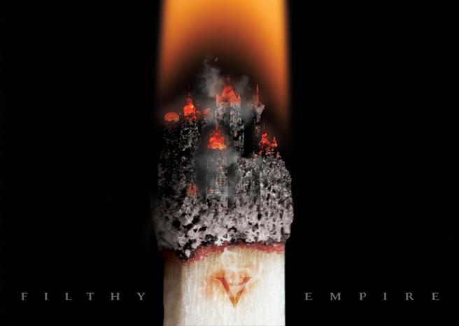 Heaven's Basement 'Filthy Empire' Album Review