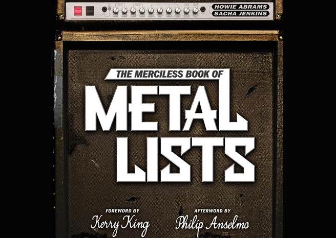 The Merciless Book Of Metal